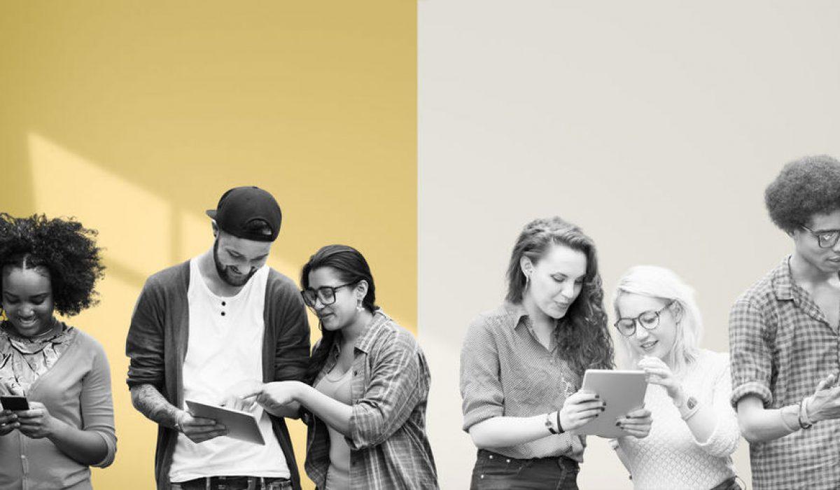 Social media – diep verankerd en vluchtig tegelijk