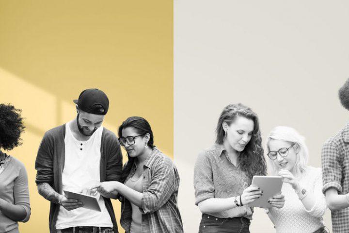 Social media - Diep verankerd en vluchtig tegelijk