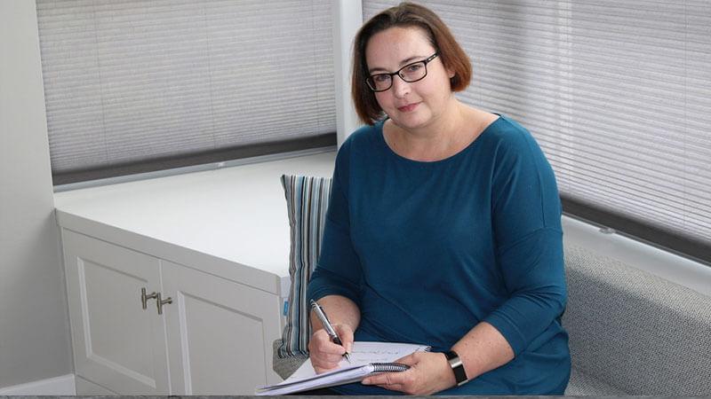 Tatjana van der Krabben, tekstschrijver bij Connected Communication